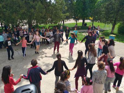 Спортен празник 2019г. - ОУ Св. Климент Охридски - Професор Иширково