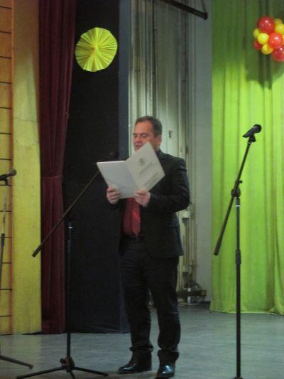 Гости на юбилейния концерт - ОУ Св. Климент Охридски - Професор Иширково