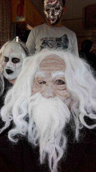 Хелоуин - ОУ Св. Климент Охридски - Професор Иширково