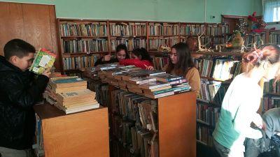 Национална седмица на четенето - ОУ Св. Климент Охридски - Професор Иширково