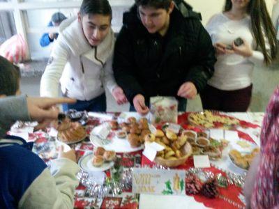 Коледен базар - ОУ Св. Климент Охридски - Професор Иширково